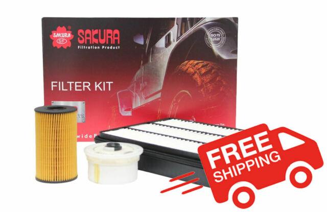K-11071 Sakura Filter Pack for Toyota Landcruiser 70 Series 1VD-FTV