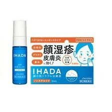 Shiseido IHADA Prescreed D skin inflammation, eczema, dermatitis, and itching