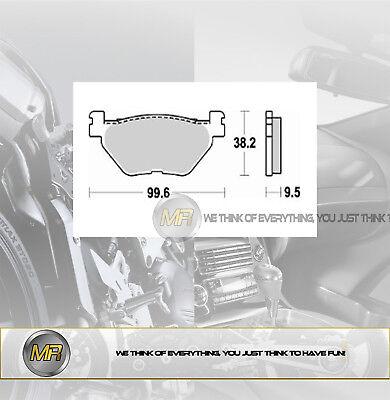 Auto & Motorrad: Teile Rational FÜr Yamaha Fjr Abs 1300 Von 2003 Bis 2016 Hintere BremsbelÄge BremsklÖtze Brakin Rheuma Lindern Motorradteile