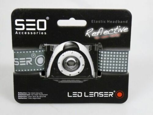3 in 1 Bundle DEL Lenser SEO b5r 1 x 2 helmclips Bandeau