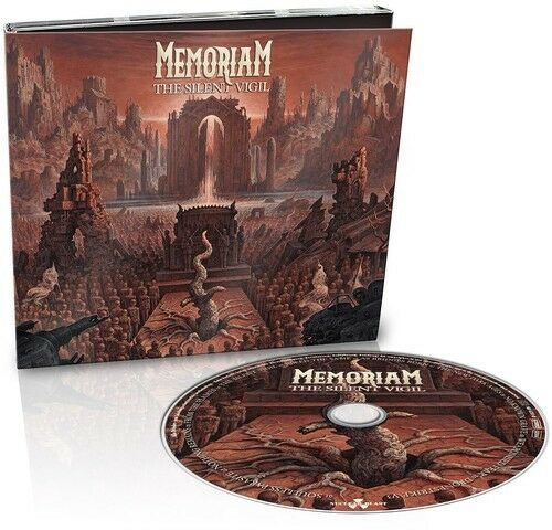 Memoriam - Silent Vigil [New CD]