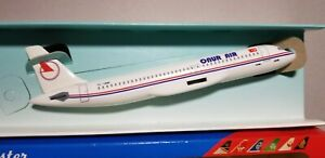 WOOSTER-W380-ONUR-AIR-A320-1-200-SCALE-PLASTIC-SNAPFIT-MODEL