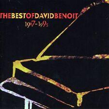 David Benoit - Best of 1987-1995 [New CD]