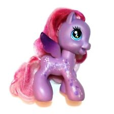 RARE G3.5 MLP HASBRO MY LITTLE PONY STAR SONG TAF TWICE AS FANCY PEGASUS PONY!!!