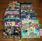 NWT Vera Bradley TURN LOCK WALLET organizer zip around & turnlock closure clutch