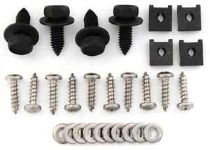 Details about 67-72 Chevy/GMC C10 Truck Upper Cowl Panel Bolt/Screw  Mounting Hardware Set