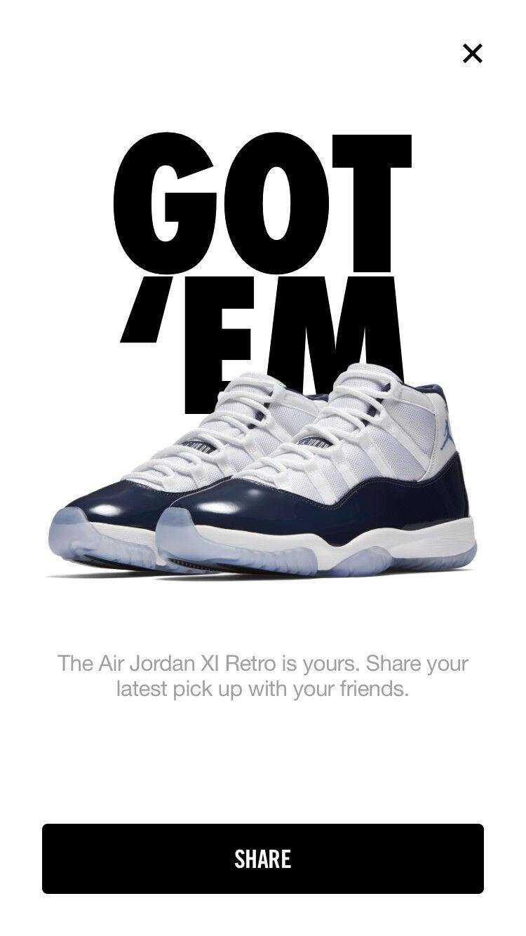Rare Size  Nike Air Jordan Retro 11  Win Like 82   Men Size 14  Ships Right Away