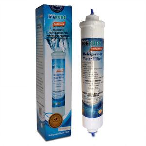 water filter. Image Is Loading Icepure-RWF0300A-Universal-Inline-Undersink-Water-Filter -Cartridge- Water Filter