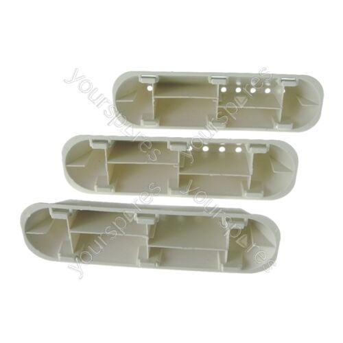 3 x Lavatrice HOTPOINT wixl143uk Drum Paddle Lifter 10 tipo di foro