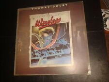"12"" ALBUM Vinyl Record THOMAS DOLBY - THE GOLDEN AGE OF WIRELESS *  LP"