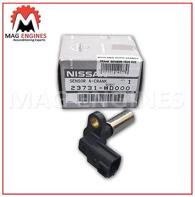 CRANK SENSOR NISSAN YD25 23731-WD000 FOR NAVARA D22 PICK UP & FRONTIER 2.5 LTR