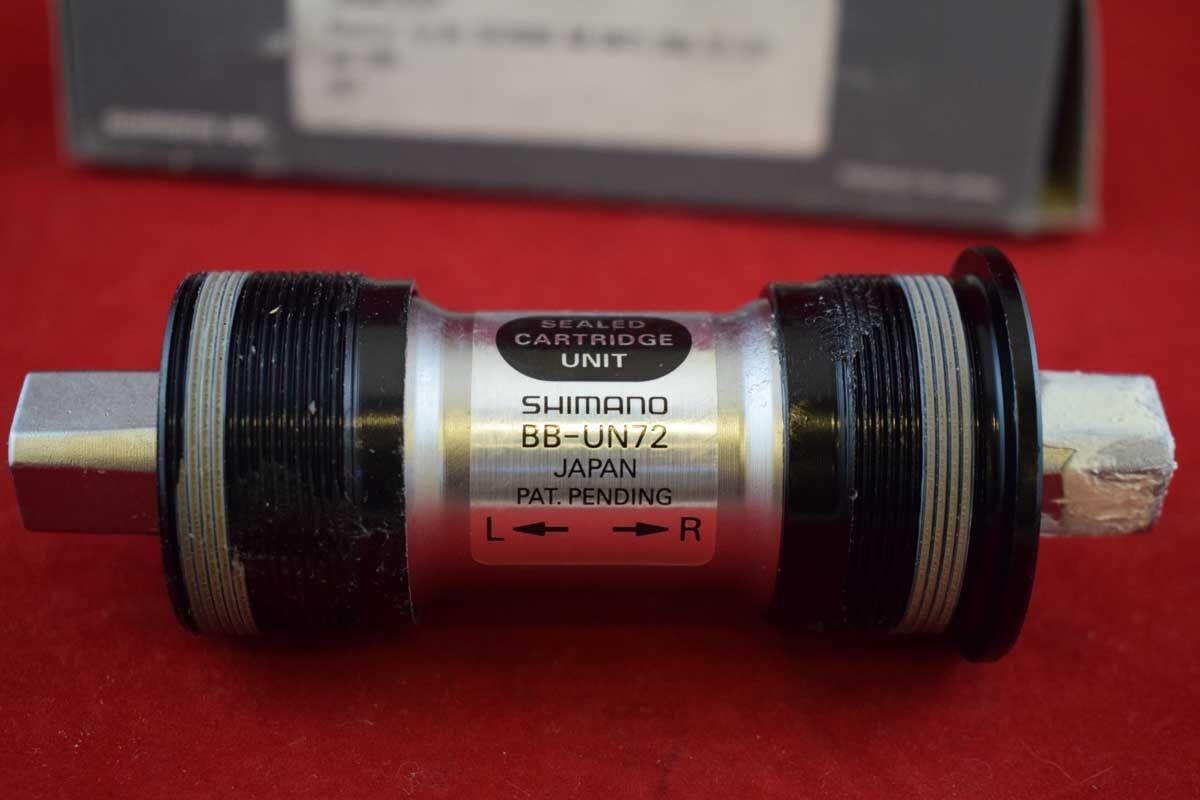 Shimano BB-UN72 Soporte Inferior 73 107  Mm BSA Rosca Cuadrada XT ULTEGRA Nuevo en caja NOS  calidad oficial