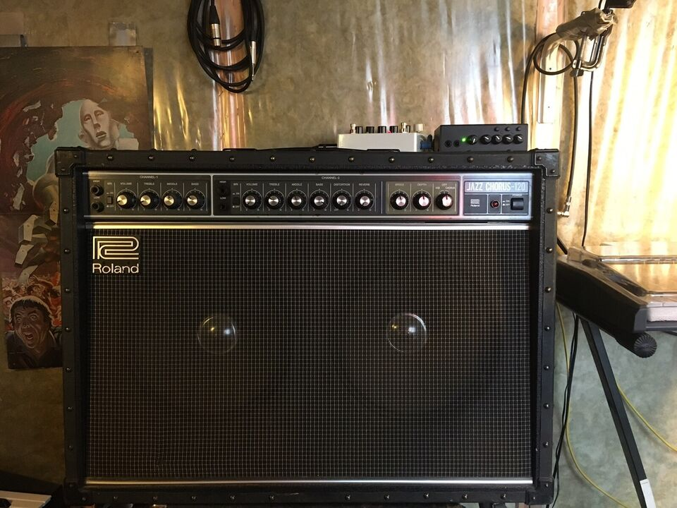 Guitarforstærker, Roland JC-120