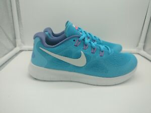 400 Off White Free Womens Uk 2017 Chlorine Rn 880840 2 Nike 5 Run Blue TOv4wqq
