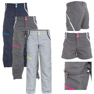 Trespass-Defender-Kids-Walking-Trousers-Convertible-Zip-Off-Shorts