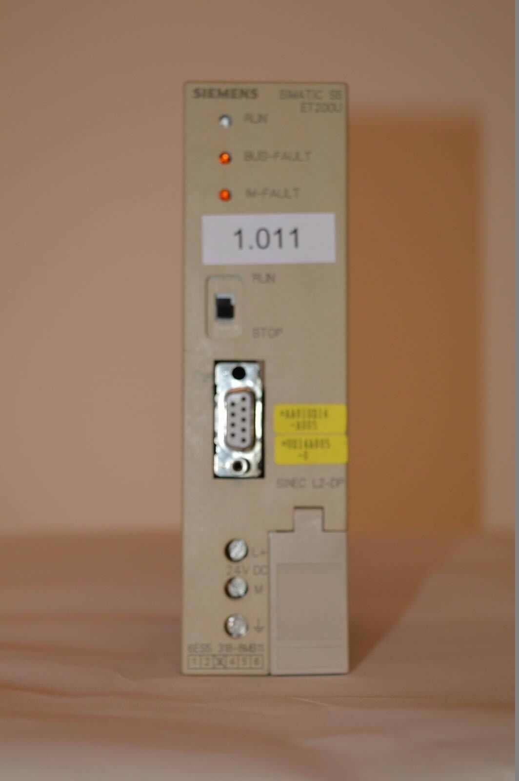 Siemens Simatic S5 6ES5 318-8MB11  6ES53188MB11 (1.011)
