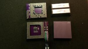 Commodore-Amiga-68060-CPU-Adapter-Professionell-builti-einschliesslich-rev6-CPU