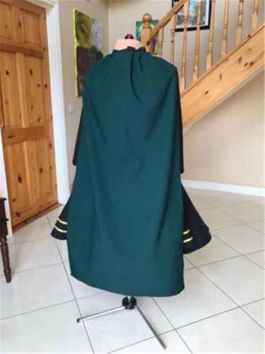 NEW The Avengers Loki cosplay costume dress