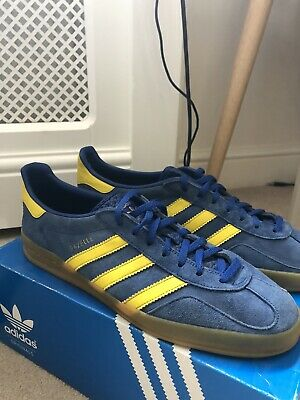Adidas Gazelle Indoor Blue Stockholm