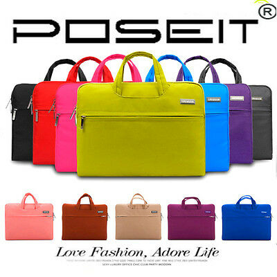 """Laptop Soft Case Sleeve carry case Bag Pouch for 11.6 12.5 13.3"""" 14.1 15.4 15.6"""""""