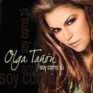 Soy-Como-Tu-by-Olga-Tanon-CD-Oct-2006-La-Calle