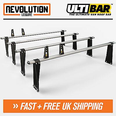 Ford Transit Roof Rack Bars 4 X Van Ulti Bar Swb Medium
