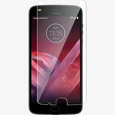 Motorola Moto Z2 Play Premium Clear Tempered Glass Screen Protector from Canada