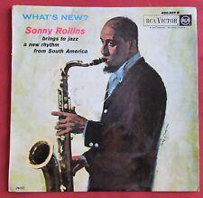SONNY ROLLINS  ORIG LP FR WHAT'S NEW
