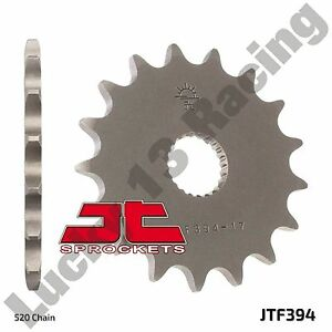 JT-15-tooth-front-sprocket-to-fit-Aprilia-RX-SX-RS-125-Extrema-Replica-Tuono