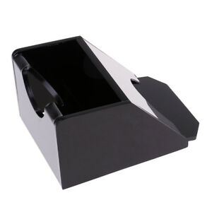 dailymall 1 Deck Acrylic Dealer Dealing Shoe for Poker//Blackjack//Casino Card Games