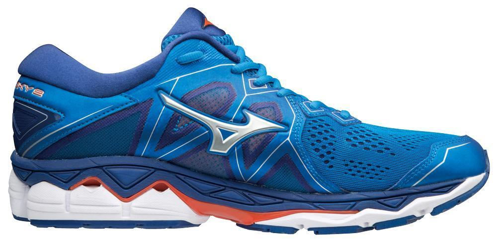 brand new 9a1ef 35788 Men s Mizuno Wave 2 Running shoes Brand New Box Sky in npefmv2206-Athletic  Shoes