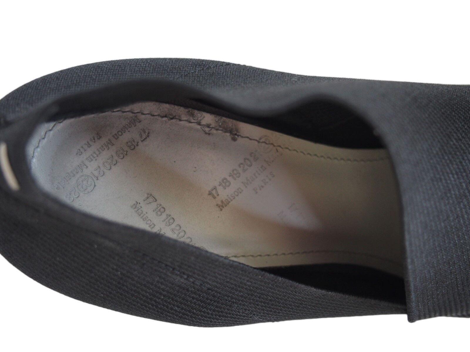 Maison Martin Margiela Women's Wedge Shoes Black … - image 7