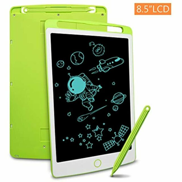LCD Writing Tablet, 8.5 Inch Doodle Board Kids Drawing Pad ...