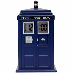Reloj-Proyector-Tardis-Doctor-Who-Clock-Producto-Oficial
