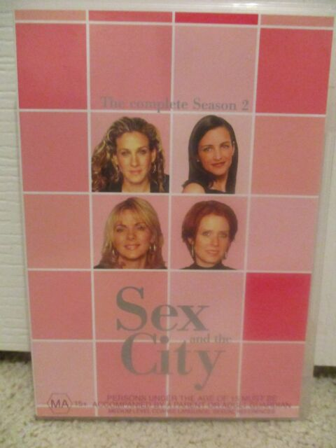 Sex and the city season 2 disc 2