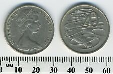 Australia 1967 - 20 Cents Copper-Nickel Coin - Platypus - Queen Elizabeth II -#1