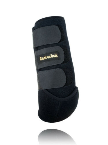 Hind from Back on Track Therapeutic Exercise Boots