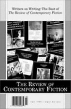 The Review of Contemporary Fiction Ser.: Writers on Writing Vol. XIX, No. 3 :...