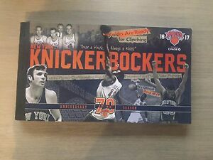2016-17-New-York-Knicks-NBA-Official-Mint-Ticket-Stubs-pick-any-game