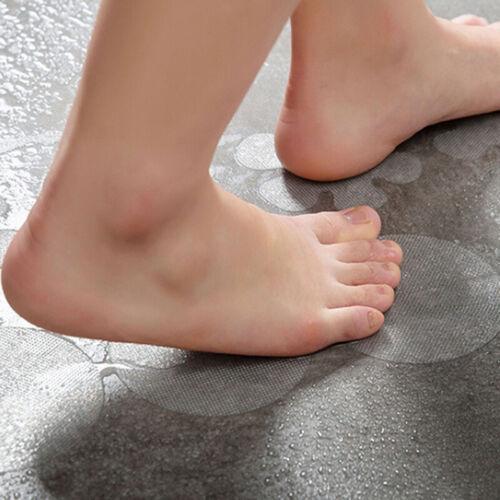 Anti Slip Bath Grip Stickers Non Slip Shower Strips Flooring Safety Tape White J