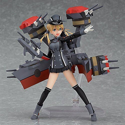 NEW Good Smile Kancolle  Prinz Eugen Figma Action Figure