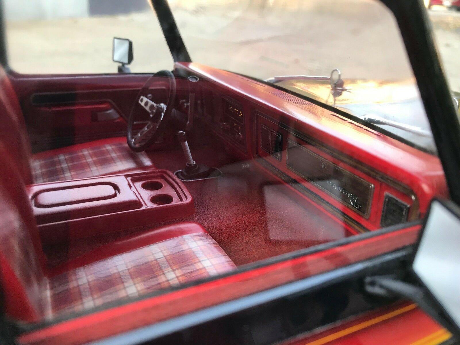 Ampro Traxxas TRX4 Ford Bronco Complete Interior Set