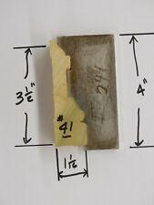 Shaper Molder Custom Corrugated Back Cb Knives For 3 12 Casing