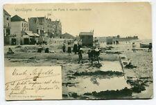 CPA - Carte Postale - Belgique - Wenduyne - Construction de Forts