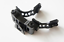 Metal Tactical PVS28 NVG Double Arm Bracket Mount For AN//PVS Dual Night Vision