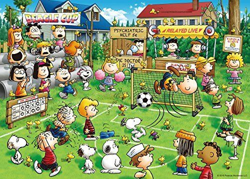 Epoch Jigsaw Puzzle 06-062s Peanuts Snoopy Toy Shop (500 From japan