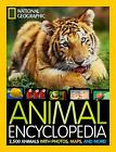 Animal Encyclopedia: 2,500 Animals with Photos, Maps, and More! (National Geographic Kids) by Lucy Spelman, National Geographic Kids (Hardcover, 2012)