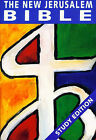 The New Jerusalem Bible: Study Edition by Darton,Longman & Todd Ltd (Paperback, 1994)