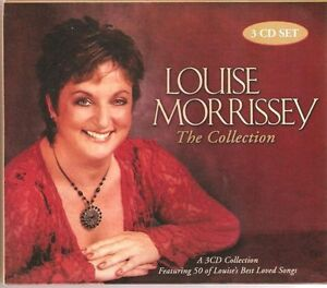 LOUISE MORRISSEY THE COLLECTION - 3 CD BOX SET - 50 OF LOUISE'S BEST LOVED SONGS | eBay