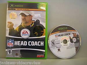 NFL Head Coach (Xbox) *PrePlayed